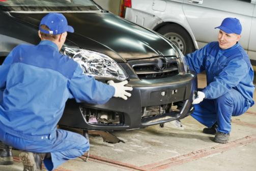 Carrosserie Garage Bichet Réparation voiture mécanique peinture entretien mécanique le tampon réunion